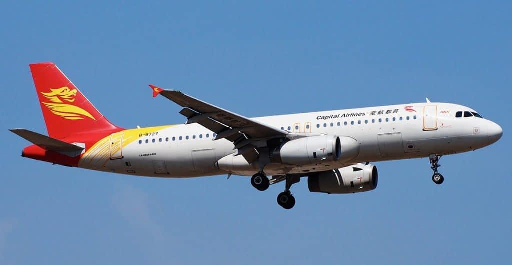 beijing capital airlines echoboomer