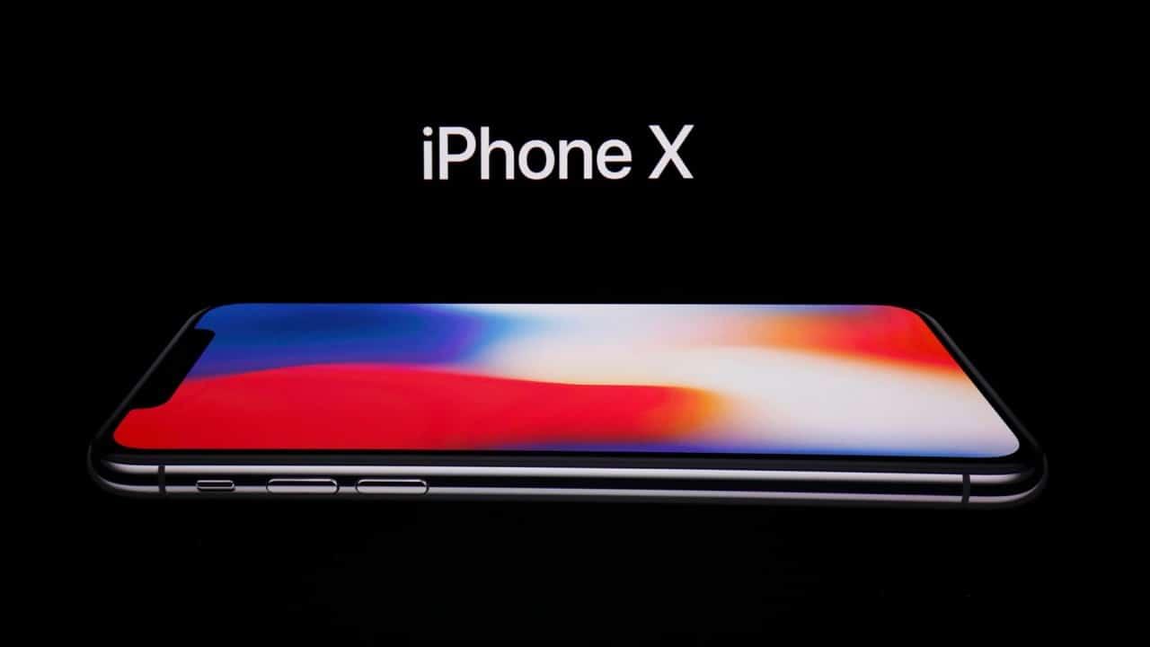 pré-vendas iPhone X