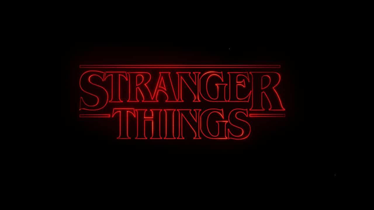 Como foi feita a sequência de introdução de Stranger Things?