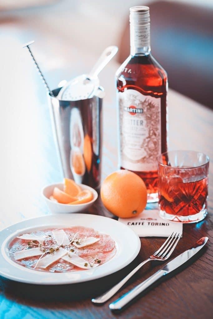 Almoço Martini
