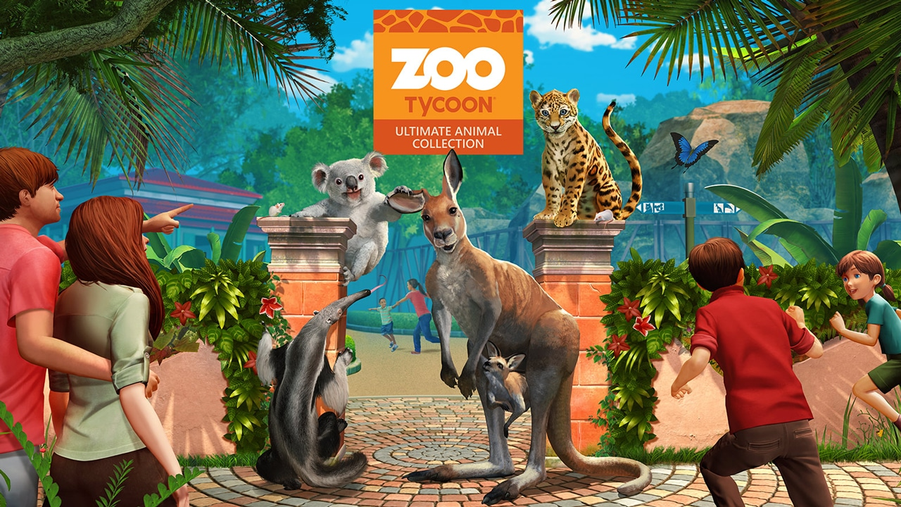 Zoo Tycoon: Ultimate Animal Colletion
