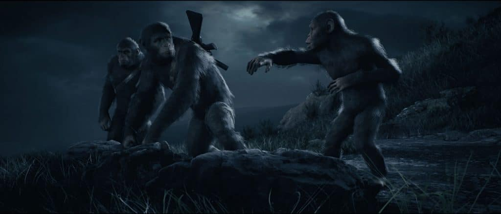 Planeta dos Macacos: Última Fronteira