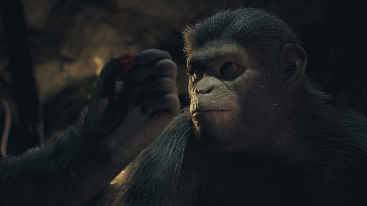 Planet of the Apes: Last Frontier/Planeta dos Macacos: Última Fronteira