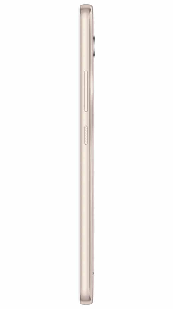 Alcatel 3C Dourado Metálico