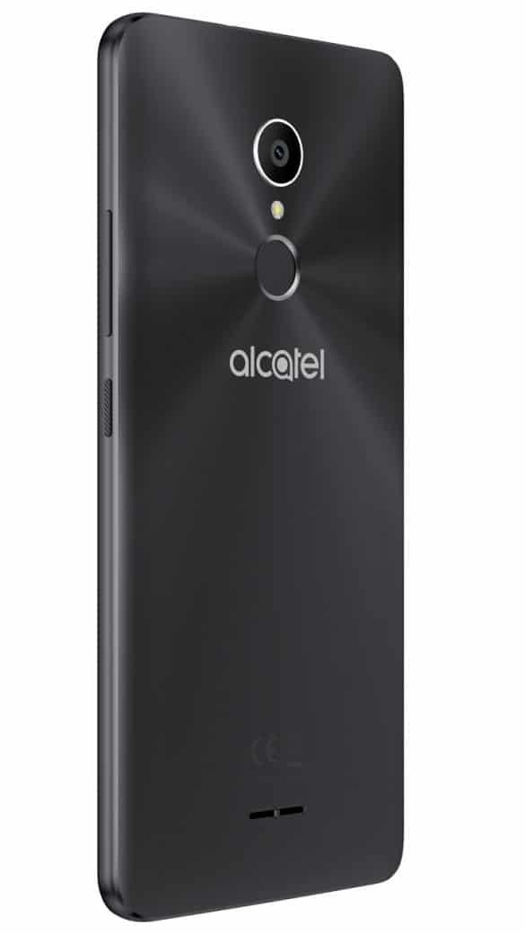 Alcatel 3C Preto Metálico