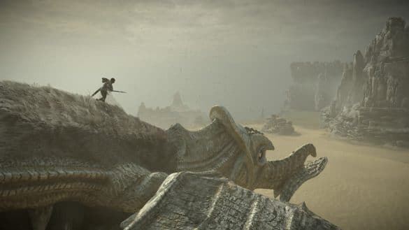 Análise – Shadow of the Colossus – Belo e intemporal