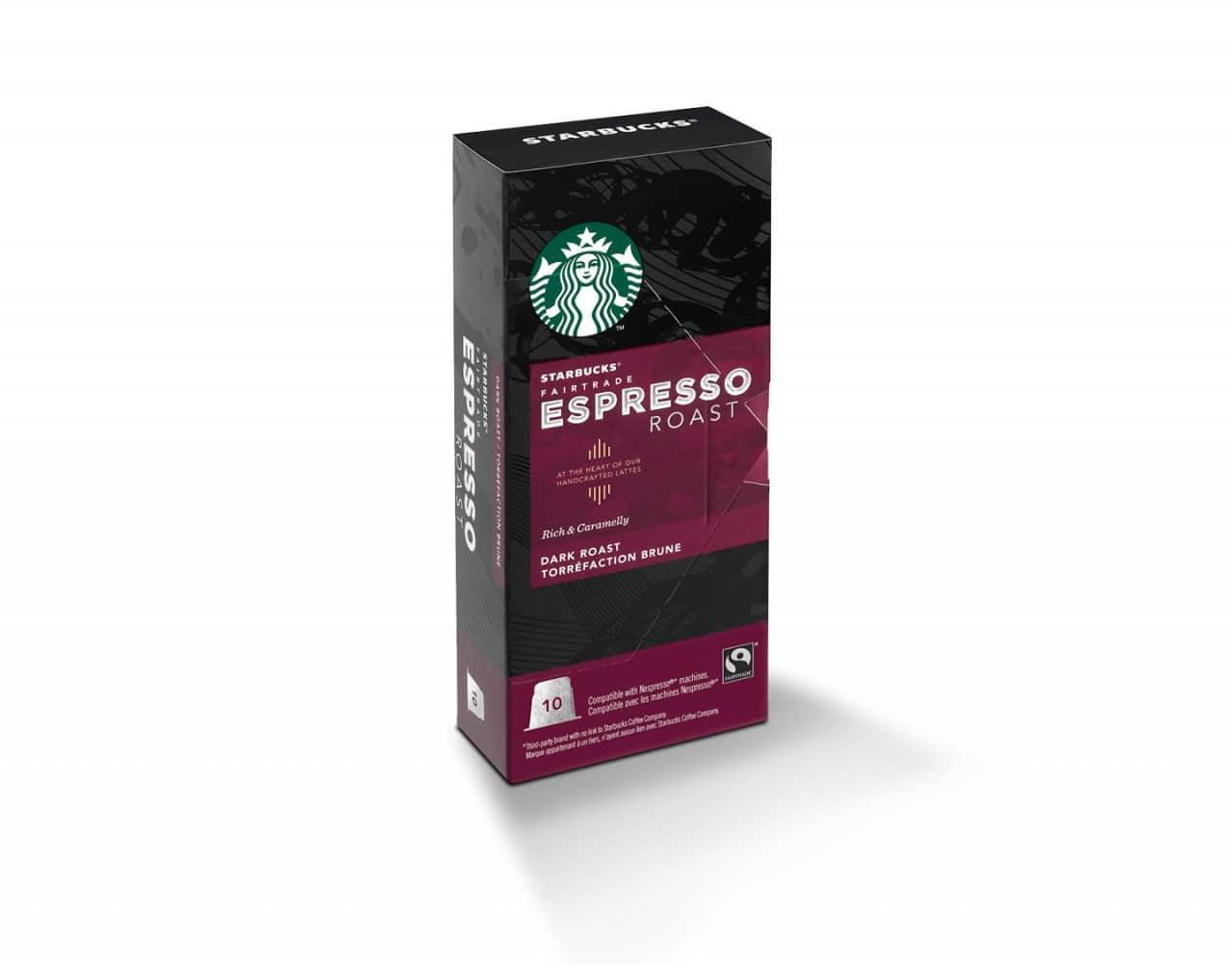 Espresso Roast café