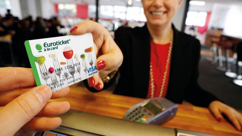 Euroticket Cartão Refeição