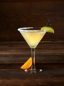Fresh Margarita Martini