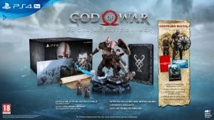 God of War Edição Coleccionador