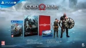 God of War Edição Digital Deluxe