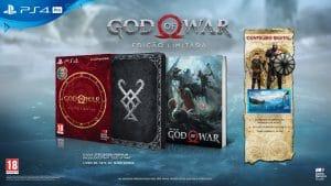 God of War Edição Limitada