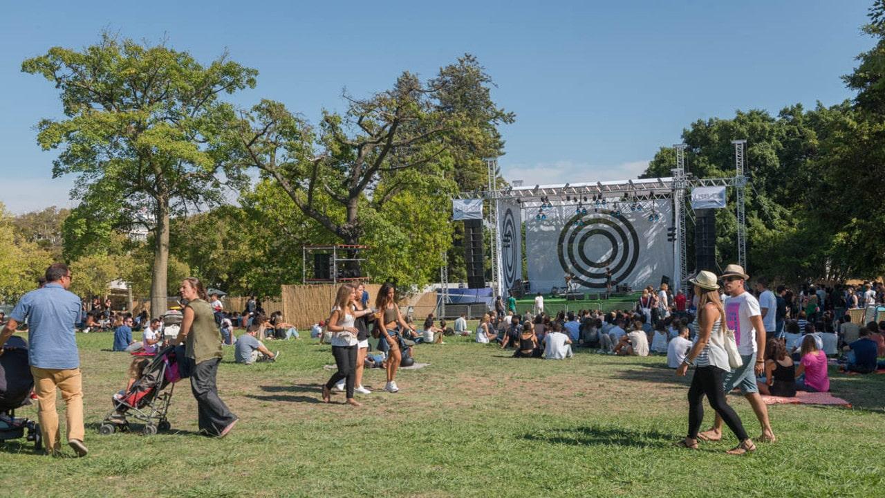 LISB-ON Jardim Sonoro