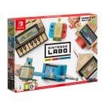 Nintendo Labo Kit Sortido