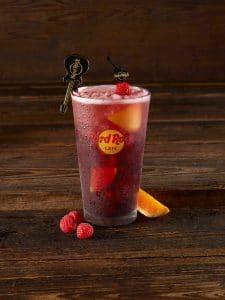 Raspberry Sangria-Rita