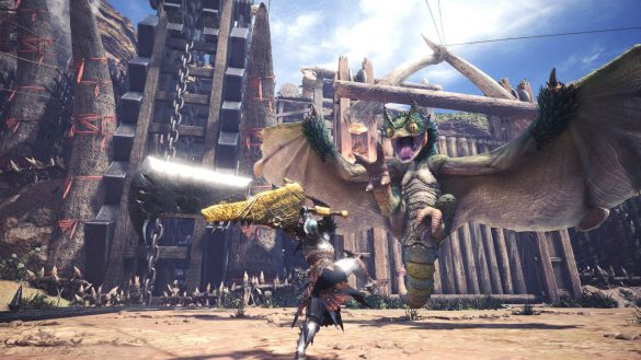 Análise – Monster Hunter World – Está aberta a época de caça