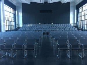 Cineteatro Capitólio - Plateia Sentada