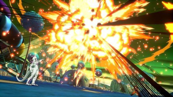 Dragon Ball FighterZ - cinemática