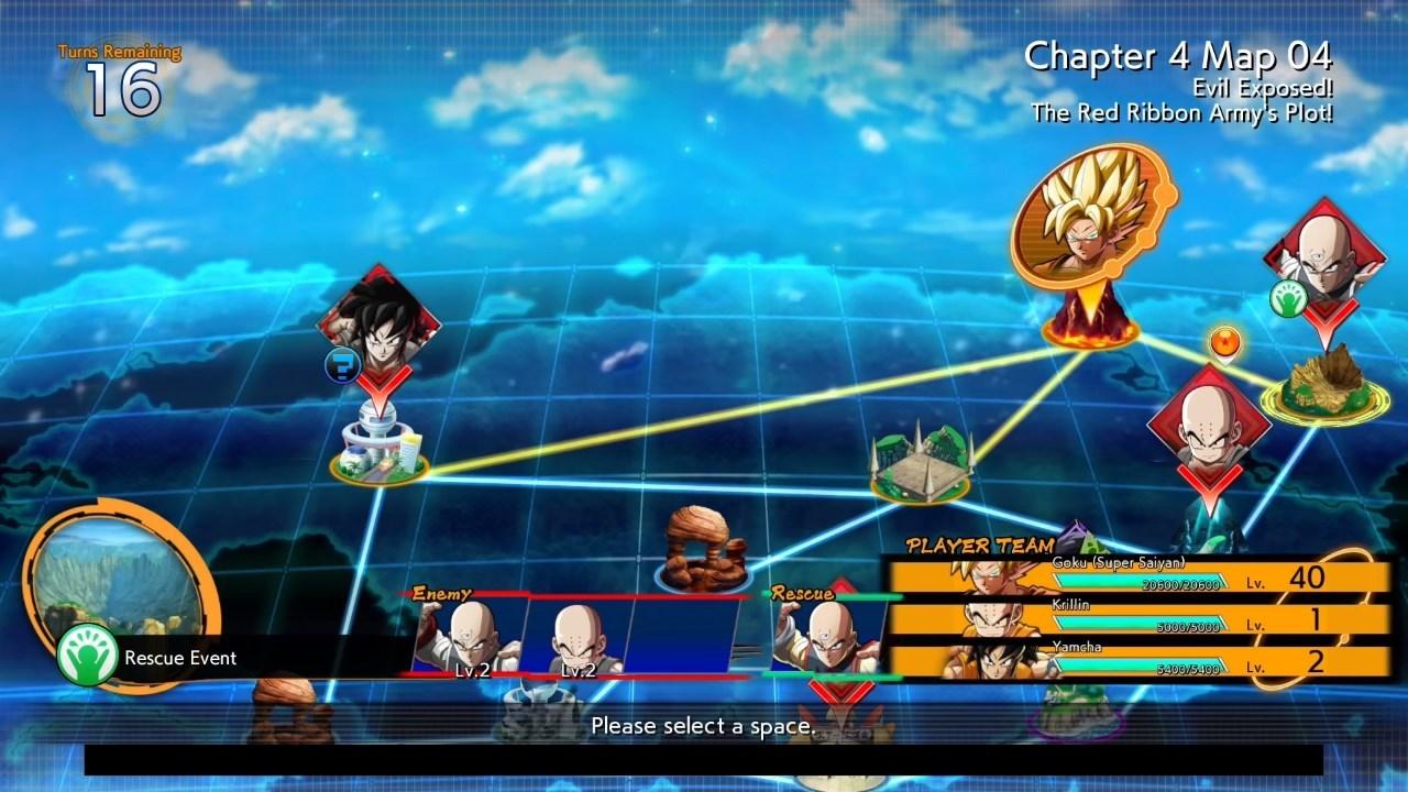 Dragon Ball FighterZ - Modo história