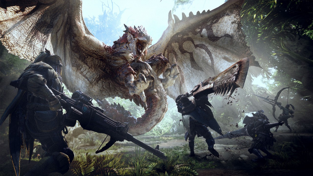 Monster Hunter: World Review - Xbox Game Pass
