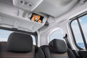 Opel Combo Life – Assento da cabeça