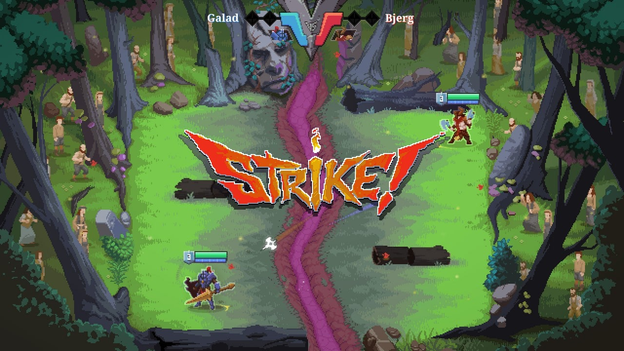 Strikers Edge Review