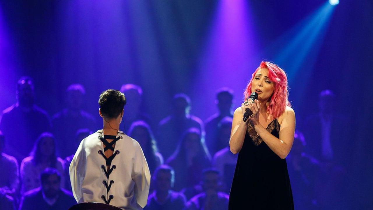 Cláudia Pascoal - Eurovisão