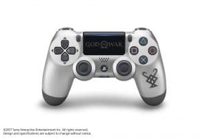DualShock 4 GoW Limited Edition