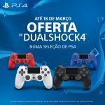 Promoções de Páscoa PlayStation