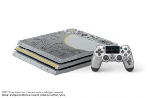 PlayStation 4 Pro GoW Limited Edition