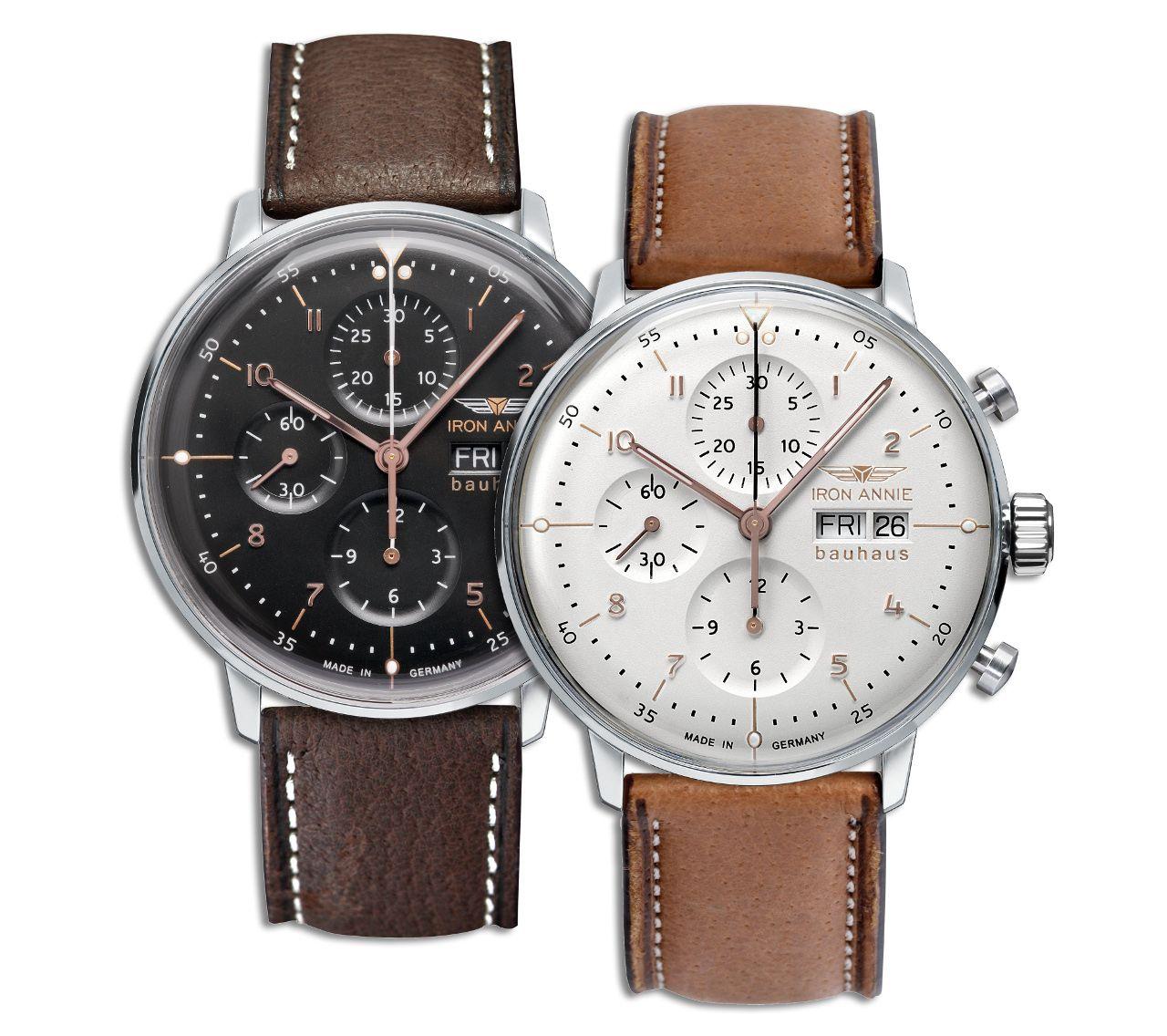Relógios Iron Annie