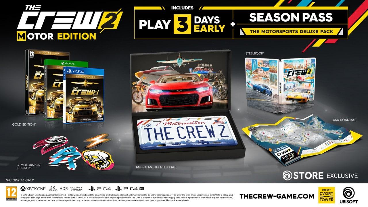 the crew 2 pack especial