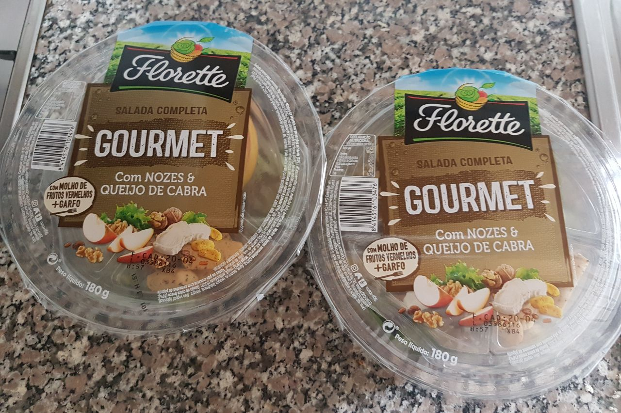 Florette - Salada Completa Gourmet