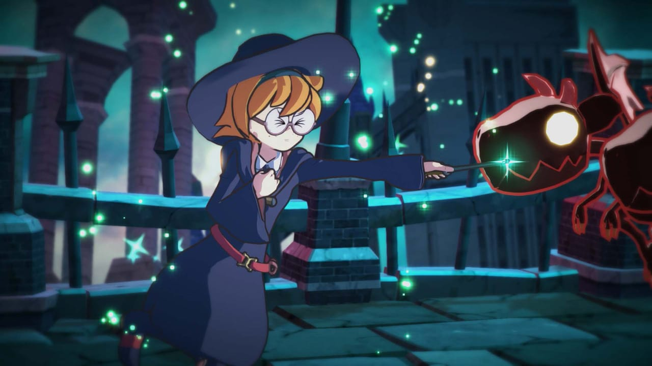 Little Witch Academia Chamber of Time 01 Echoboomer