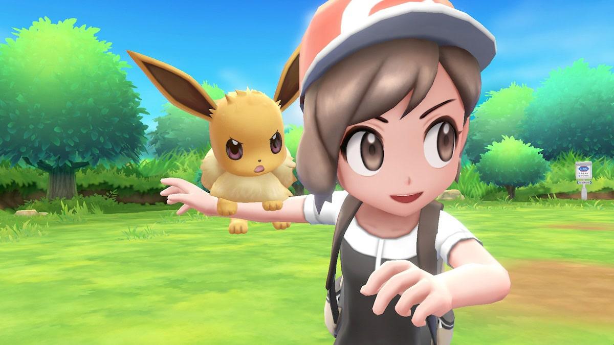 Pokémon: Let's Go Trailer