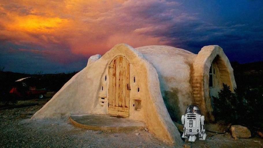 cúpula no deserto echoboomer