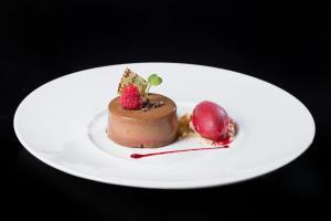 Chocolate Gianduja e Framboesa