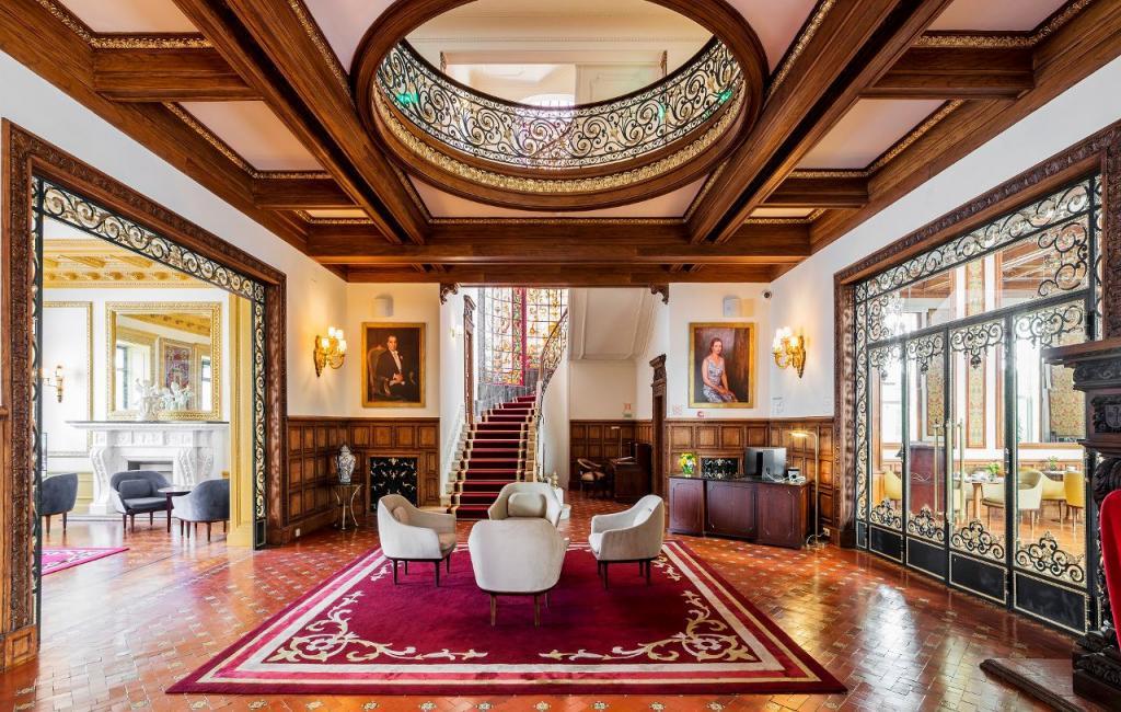 Hotel Infante Sagres - Lobby