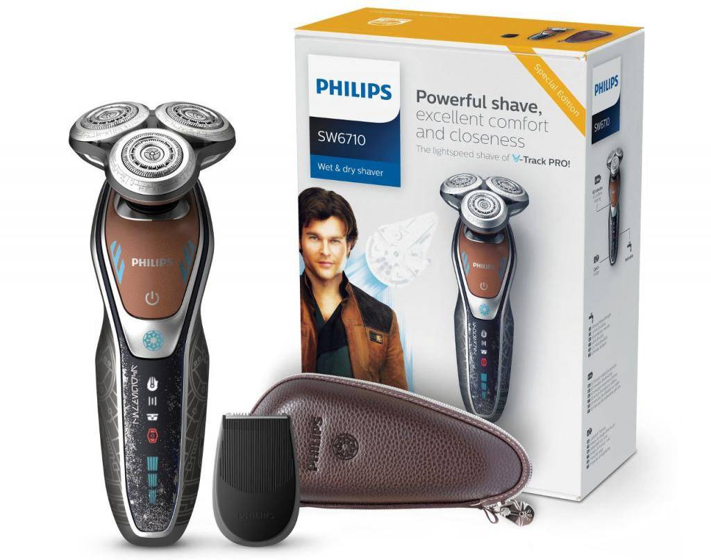 Máquina de barbear Philips SW6710/15