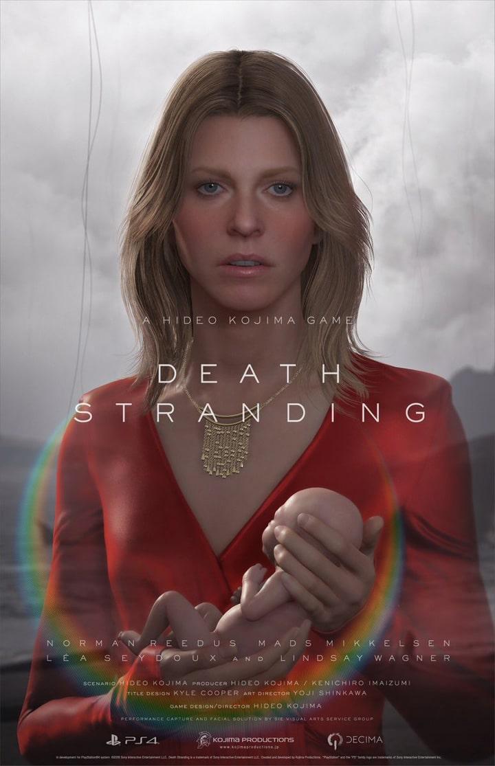 Death Stranding - Lindsey Wagner.