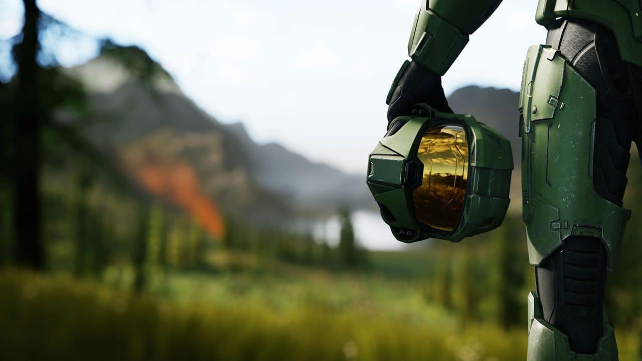Halo Infinite = Halo 6
