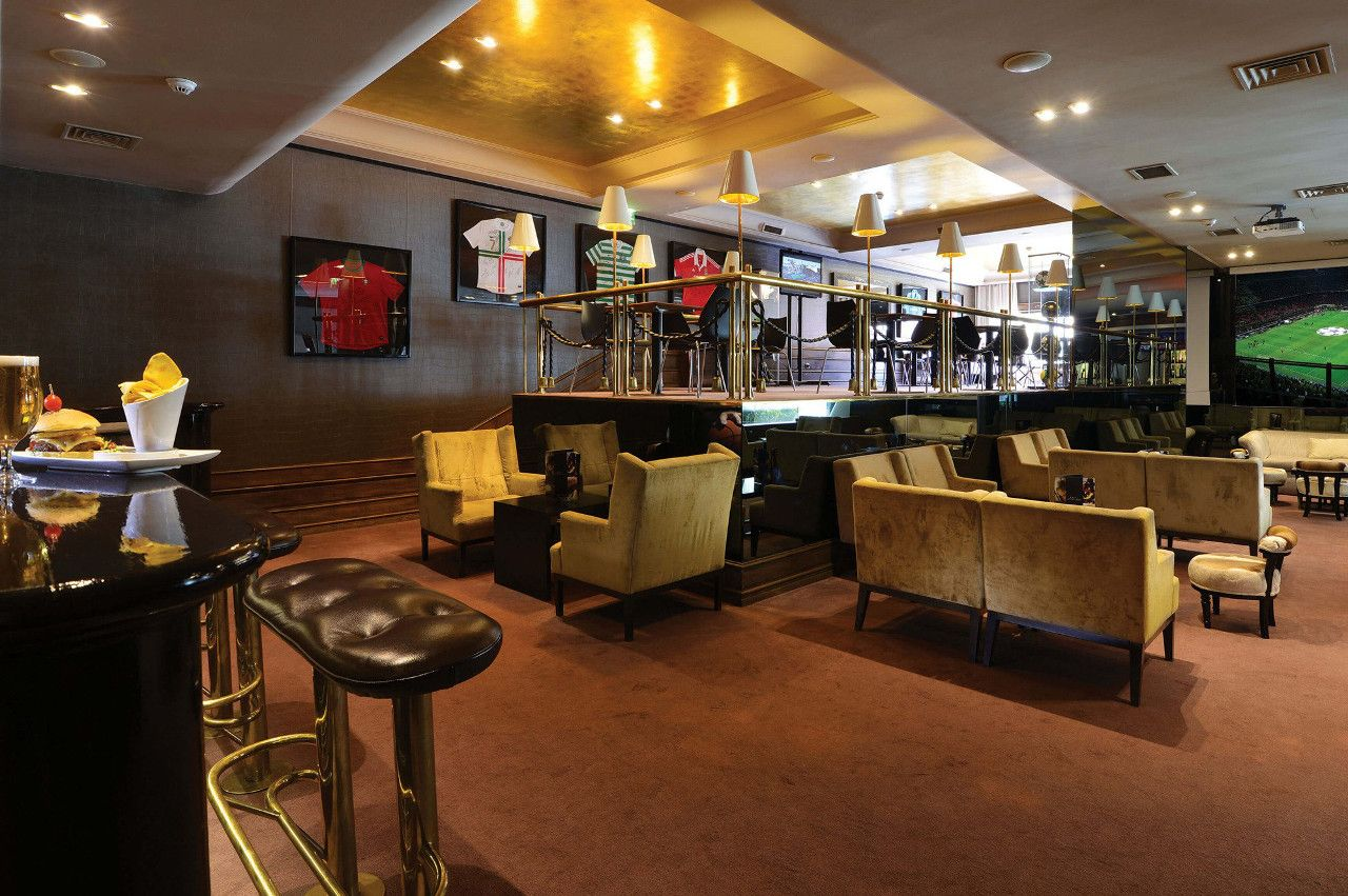 Real Sports Bar – Hotel Real Parque