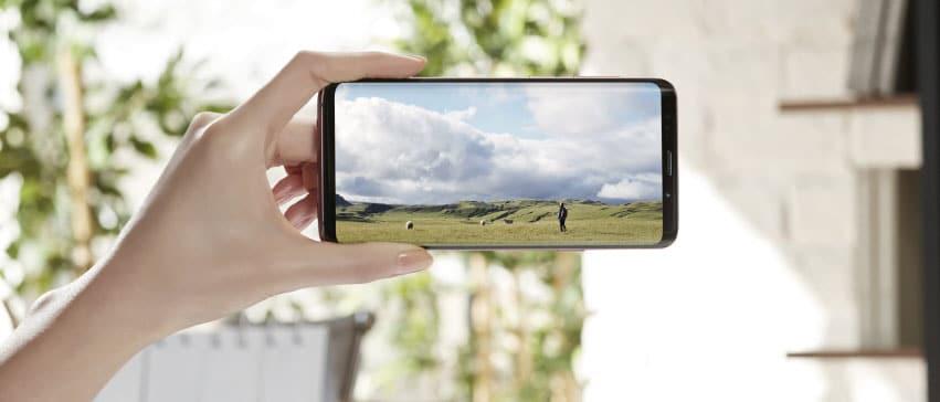 Samsung Galaxy S9 Review EchoBoomer 02