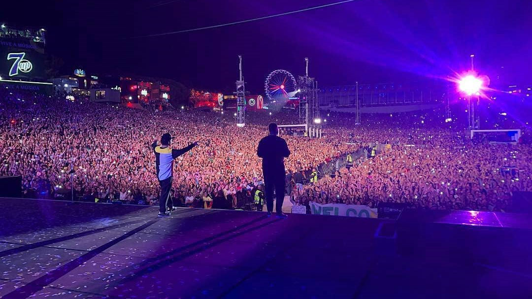 bruno mars rock in rio
