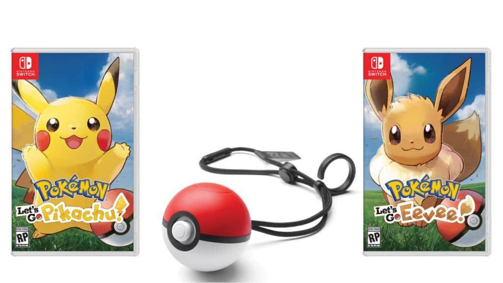 pokemon lets go pokeball plus echoboomer