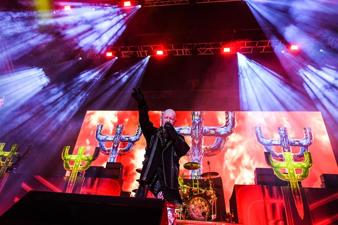 Judas Priest na Altice Arena