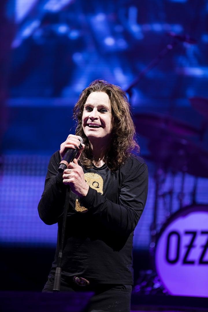 Ozzy Osbourne na Altice Arena