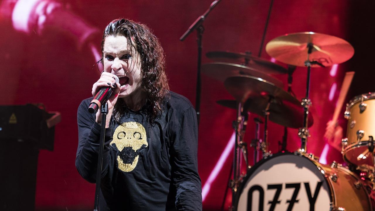 Ozzy Osbourne no Altice Arena