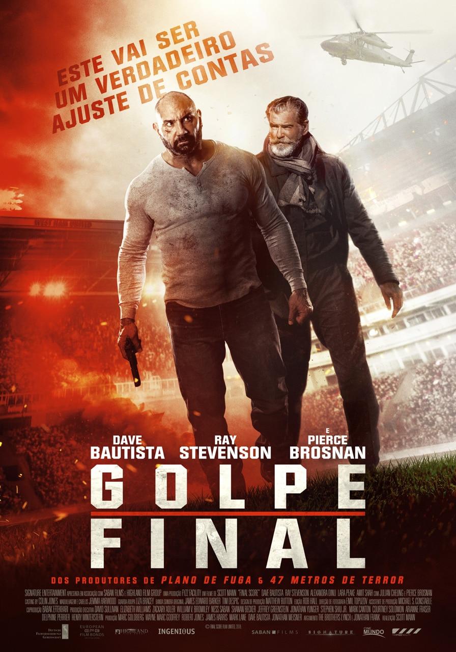 Golpe Final Poster