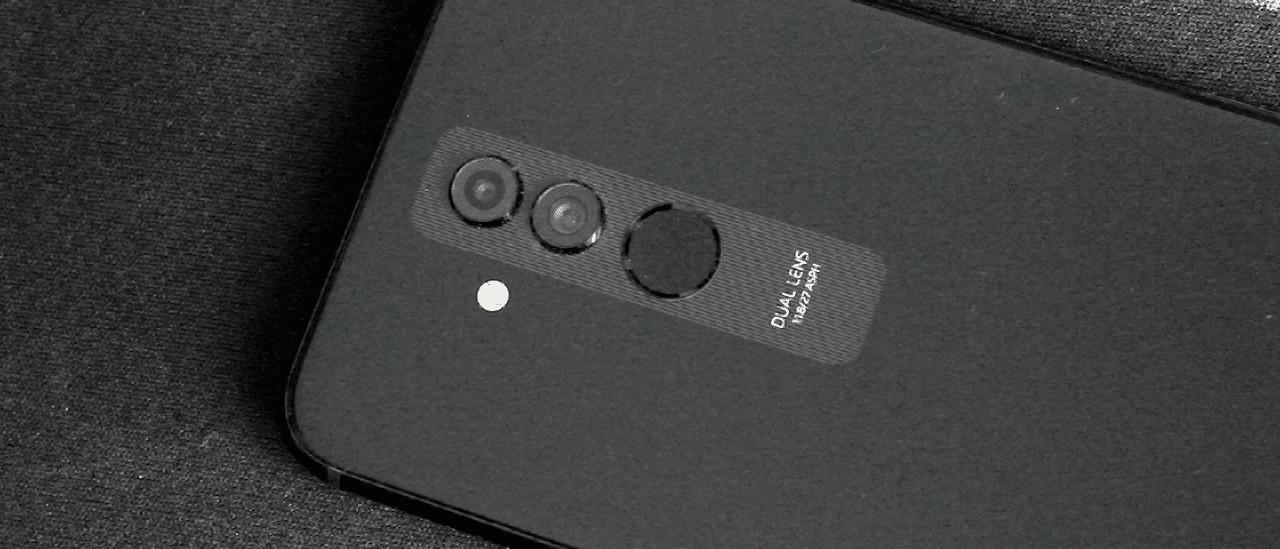 Huawei Mate 20 Lite camaras